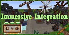 Immersive Integration Mod 1.7.10