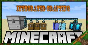 Integrated Crafting Mod 1.16.5/1.15.2/1.12.2