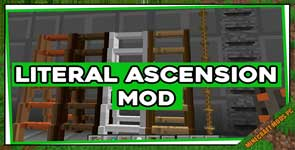 Literal Ascension Mod 1.12.2/1.11.2/1.10.2
