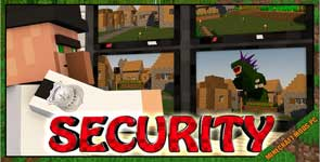 OpenSecurity Mod 1.12.2/1.10.2/1.7.10