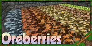 Oreberries Mod 1.12.2