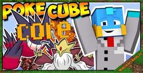 Pokecube Core Mod 1.12.2/1.11.2/1.10.2