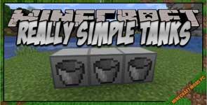 Really Simple Tanks Mod 1.14.4