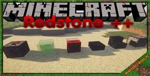 RedstonePlusPlus Mod 1.12.2/1.11.2