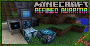 Refined Avaritia Mod 1.12.2/1.11.2/1.10.2