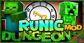 Runic Dungeons Mod 1.7.10