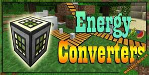 Slugs Eu energy converters Mod 1.10.2