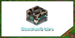SteveKunG's Lib Mod 1.16.5/1.15.2/1.12.2