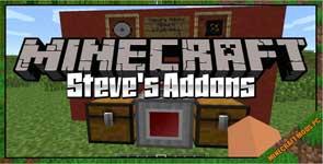 Steve's Addons Mod 1.7.10