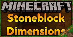 Stoneblock Dimensions Mod 1.12.2