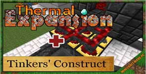 Thermal Casting Mod 1.7.10