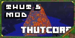 ThutCore Mod 1.16.5/1.15.2/1.12.2