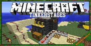 TinkerStages Mod 1.12.2