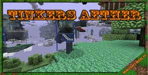 Tinkers Aether Mod 1.12.2/1.10.2