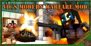 Vic's Modern Warfare Mod 1.12.2/1.11.2/1.10.2