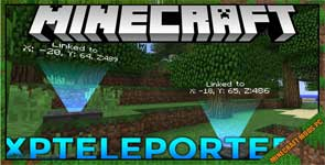 XPTeleporters 2 Mod 1.12.2