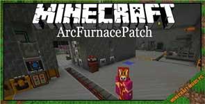 ArcFurnacePatch Mod 1.12.2