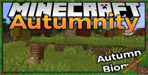 Autumnity Mod 1.16.5/1.15.2/1.14.4