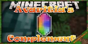 Avaritia's Complement Mod 1.12.2