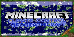 Climate Control/Geographicraft Mod 1.12.2/1.11.2/1.10.2