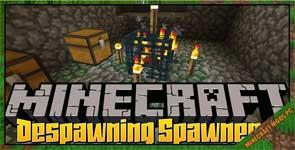 Despawning Spawners Mod 1.12.2/1.10.2