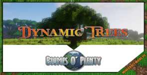 Dynamic Trees – Biomes O' Plenty Compat Mod 1.16.5/1.12.2