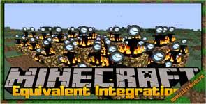 Equivalent Integrations Mod 1.12.2