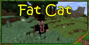 Fat Cat Mod 1.12.2
