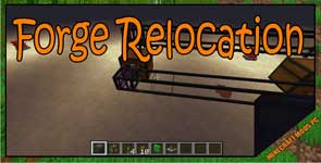 Forge Relocation Mod 1.7.10