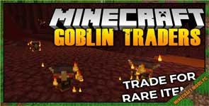 Goblin Traders Mod 1.16.5/1.15.2