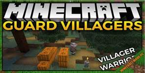Guard Villagers Mod 1.17.1/1.16.5/1.15.2