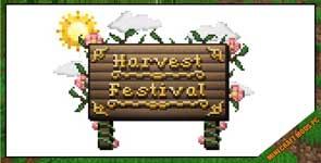 Harvest Festival Mod 1.10.2