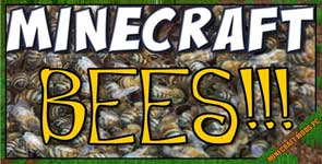 More Bees Mod 1.12.2/1.10.2/17.10