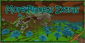 More Planets Extras Mod 1.12.2/1.11.2/1.10.2