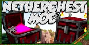 Nether Chest Mod 1.12.2
