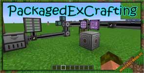 PackagedExCrafting Mod 1.16.5/1.12.2