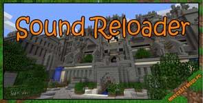 Sound Reloader Mod 1.12.2/1.11.2/1.10.2