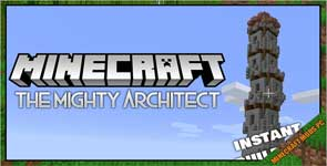 The Mighty Architect Mod 1.16.5/1.15.2/1.12.2
