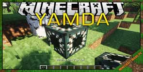 YAMDA – Yet Another Mining Dimension Attempt Mod 1.15.2/1.14.4/1.12.2