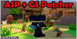ASP + GS Patcher Mod 1.7.10