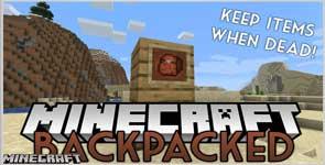 Backpacked Mod 1.16.5/1.15.2/1.14.4
