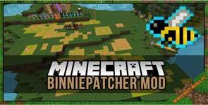 BinniePatcher Mod 1.7.10