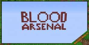 Blood Arsenal Mod 1.12.2/1.11.2/1.10.2