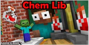 Chem Lib Mod 1.16.5/1.15.2/1.14.4