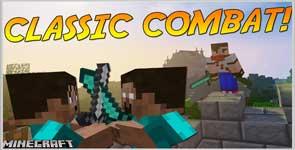 Classic Combat Mod 1.16.4/1.14.4/1.12.2