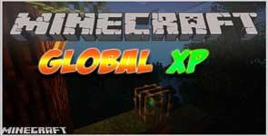 Global XP Mod 1.17.1/1.16.5/1.15.2