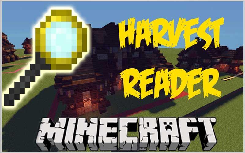 Harvest Reader