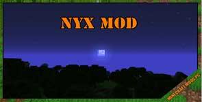 Nyx Mod 1.12.2