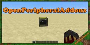 OpenPeripheralAddons Mod 1.7.10/1.6.4
