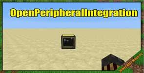 OpenPeripheralIntegration Mod 1.7.10